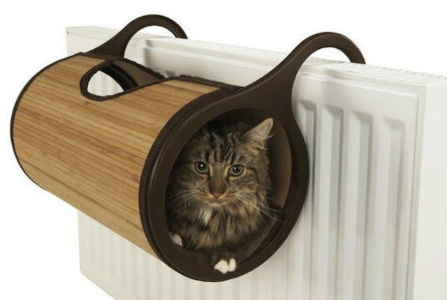 La calda cuccia per gatti - Cucina casalinga per gatti ...