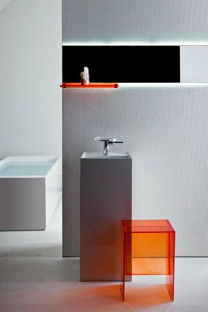 Il bagno che verrà Kartell by Laufen