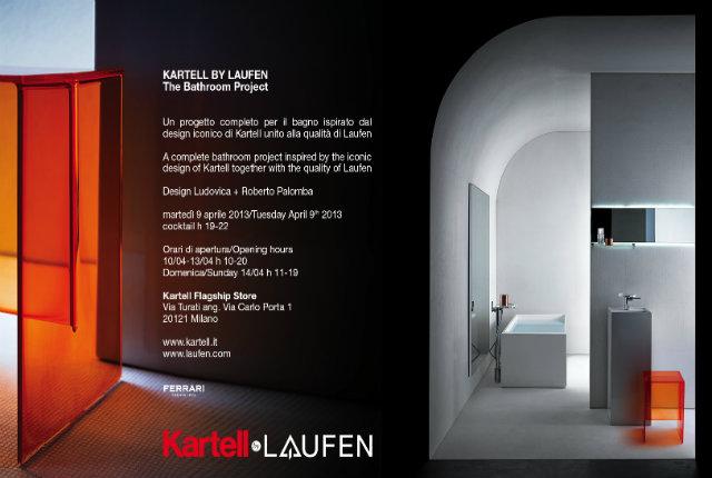 Kartell al Salone del Mobile di Milano