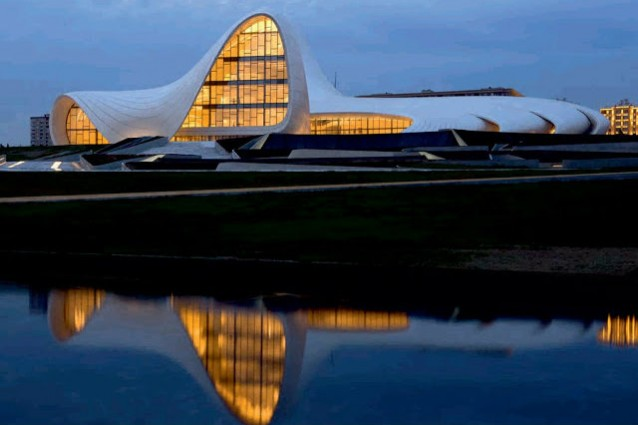 Heydar Aliyev Centre, un vero e proprio progetto di vita