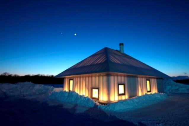 La casa luminosa