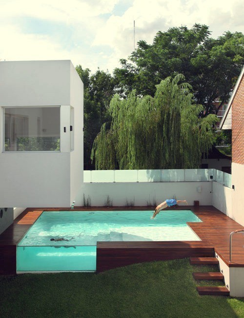 Le piscine pi stravaganti del mondo - Sognare piscine ...