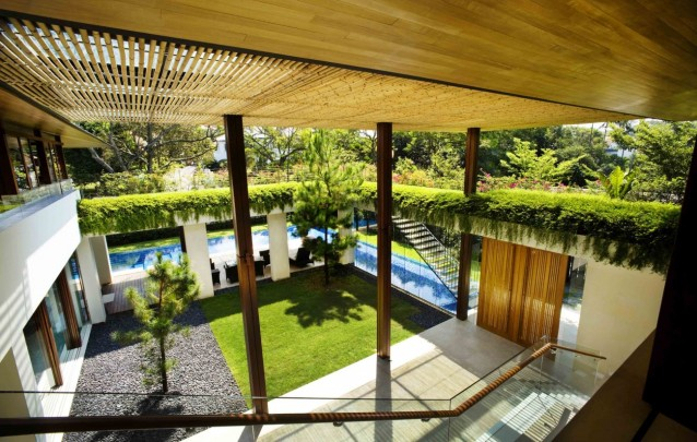 A singapore una delle case pi lussuose di sempre la - La residence exotique fish house singapour ...