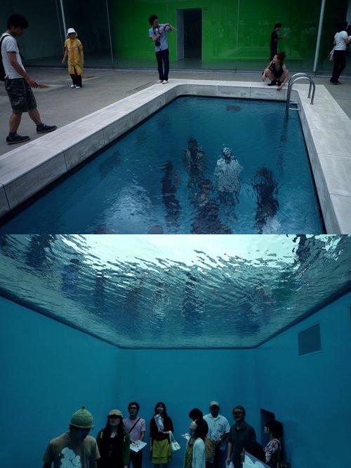 Le piscine pi stravaganti del mondo for Progetti di piscine e pool house