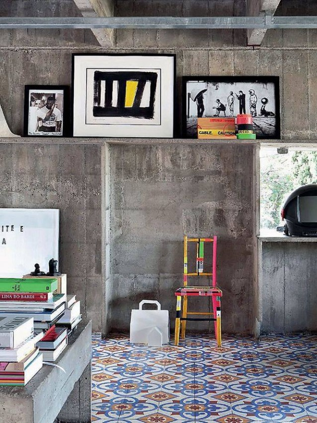10 elementi a cui una casa contemporanea non pu rinunciare for Design postmoderno