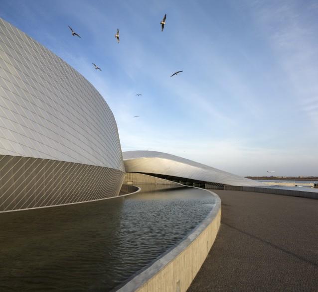 Waf 2013 ecco i migliori progetti di architettura del mondo for Migliori case di architettura