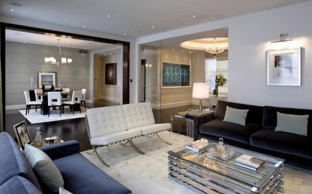 10 elementi a cui una casa contemporanea non pu rinunciare - Arredi case moderne ...
