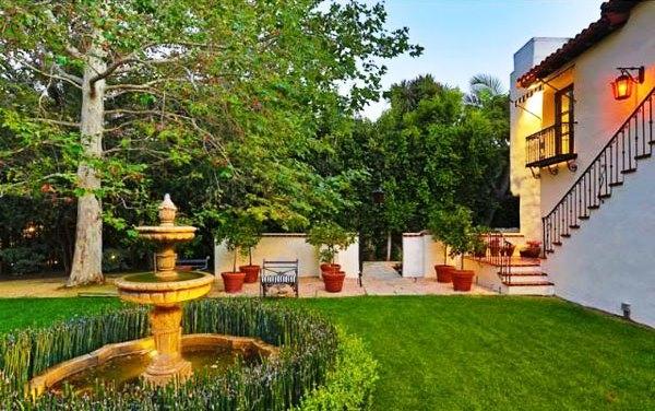 Madonna vende la sua villa di lusso a beverly hills per 19 - Biancheria di lusso per la casa ...