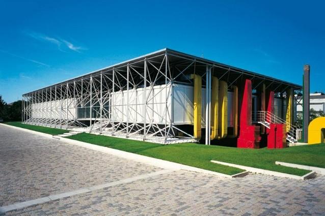 """Il """"Centre Pompidou all'italiana"""" di Renzo Piano e Richard Rogers festeggia il 40° compleanno"""