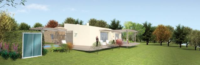 Off grid la casa che produce acqua gas ed energia elettrica - Casa ecologica autosufficiente ...