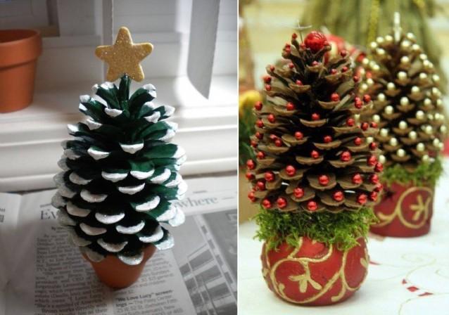 Decorazioni Tavola Natale Fai Da Te : Decorazioni natalizie fai da te semplici ed economiche