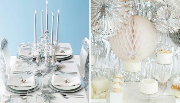 La tavola delle feste idee per un indimenticabile capodanno - Tavola di capodanno idee ...