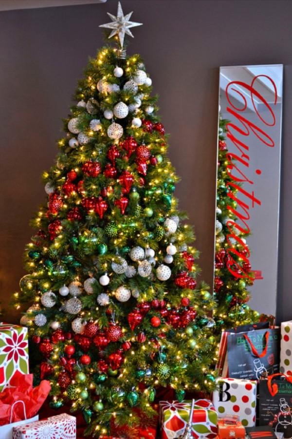 Fabuleux Alberi di Natale 2013 idee e tendenze per decorazioni creative ed  BU29
