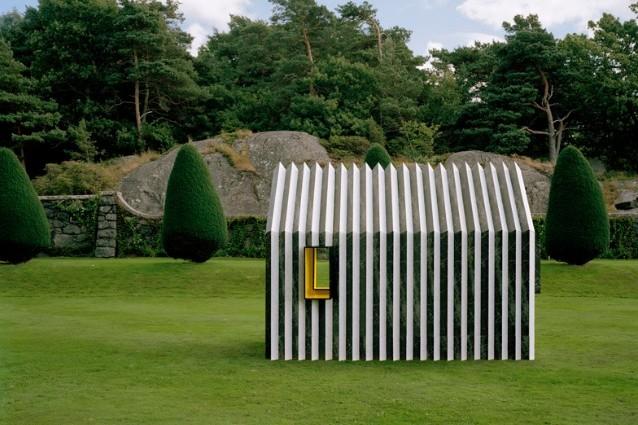 Chameleon Cabin: la casa che cambia colore