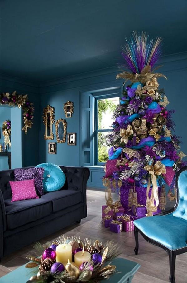 Amato Alberi di Natale 2013 idee e tendenze per decorazioni creative ed  GE09