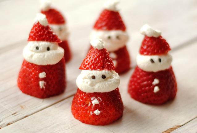 Addobbi natalizi da mangiare idee per adorabili dolcetti for Addobbi natalizi per porte
