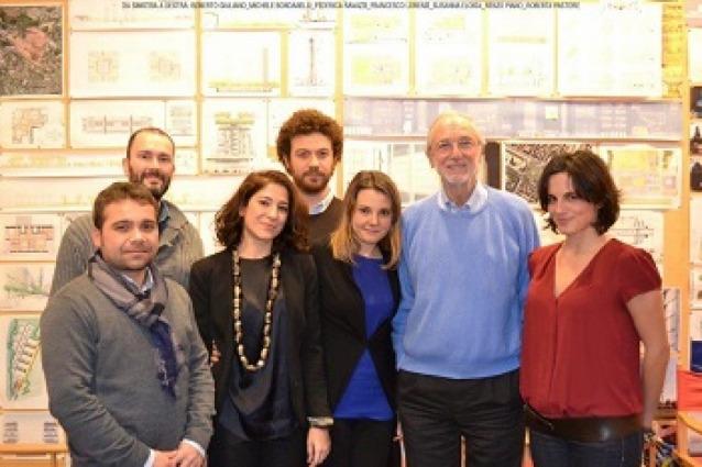 Renzo Piano nomina i giovani architetti che rivoluzioneranno lItalia