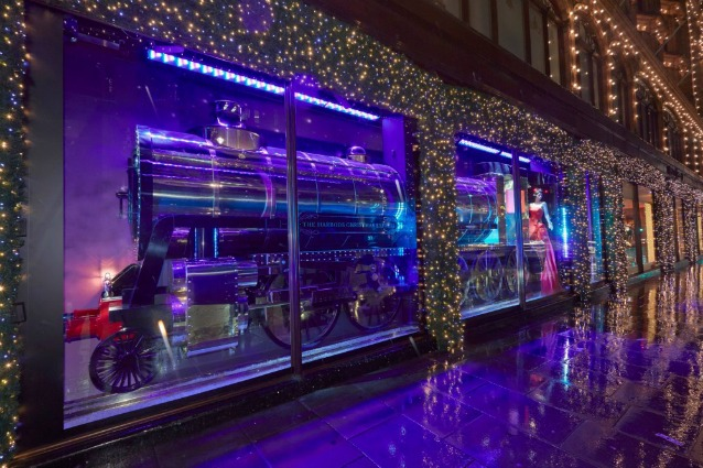 Da londra a new york ecco le vetrine natalizie pi belle for Apri le foto di case di concetto