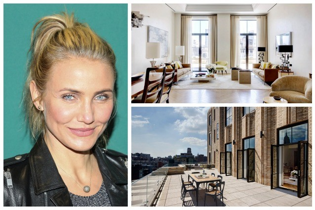 Cameron diaz compra casa a new york 2800 dollari al mese for Appartamenti new york