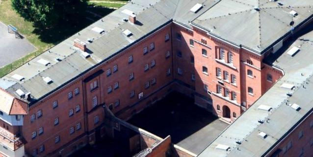 Kassel Prison–Photos courtesy of Elwe GmbH on Facebook.