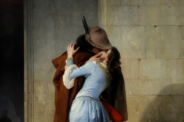 Ecco i baci più famosi della storia dell'Arte