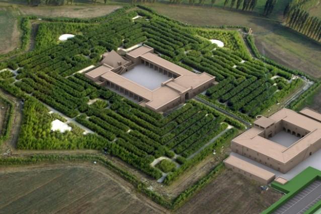 Italia: ecco il labrinto più grande del mondo