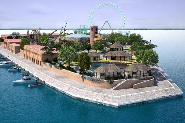 In Italia arriva Veniceland, la Disneyland della Laguna di Venezia