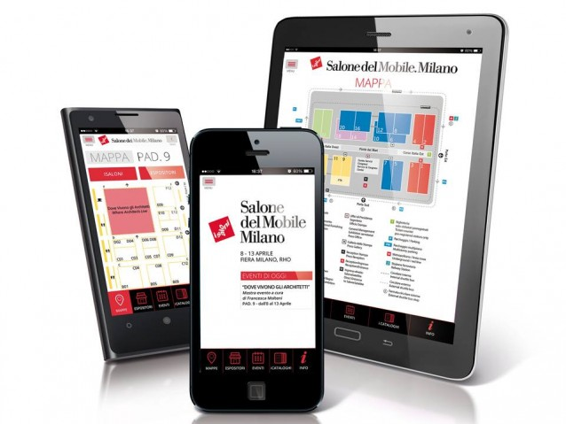 salone del mobile 2014 un 39 app per orientarsi nel design