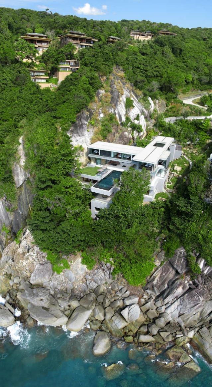 Villa Amanzi–Photo © Helicam Asia Aerial Photography