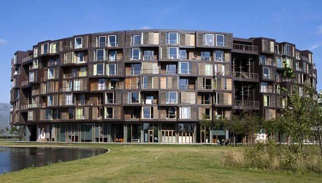 Copenaghen capitale verde d 39 europa 2014 - Casa copenaghen ...