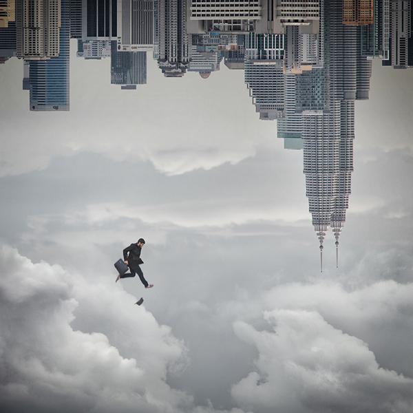 Risultati immagini per Il mondo al contrario di Hossein Zare