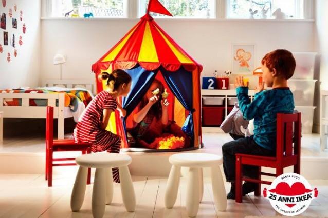 Ikea, 25 anni per cambiare il modo degli Italiani di vivere la casa