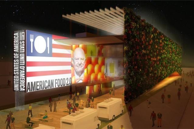 American Food 2.0: gli Stati Uniti presentano il Padiglione di Expo2015