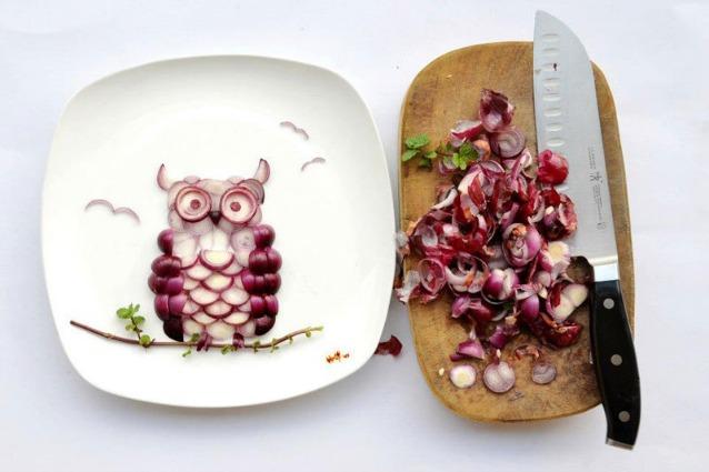 L'arte va in tavola: i 15 piatti più artistici di sempre