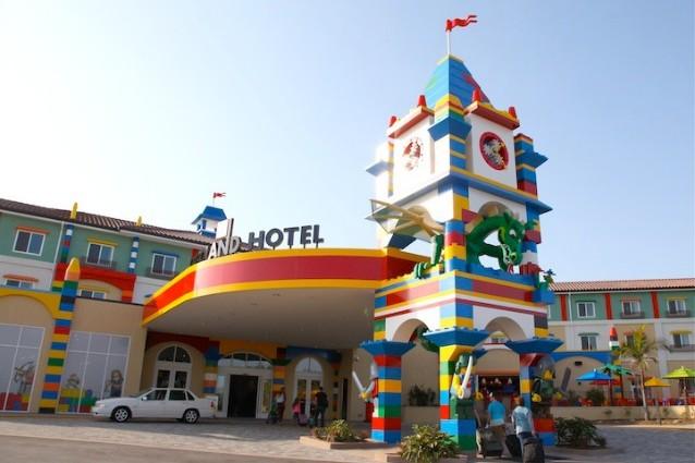 Legoland Hotel: benvenuti nel primo hotel LEGO d'America