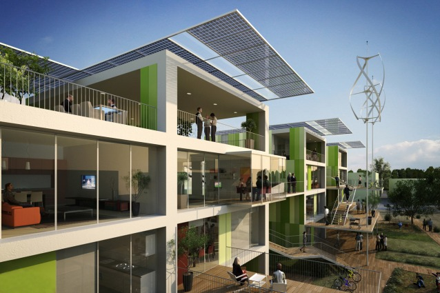 Housing sociale e alloggi laboratorio come pagare un for Laboratorio con alloggi