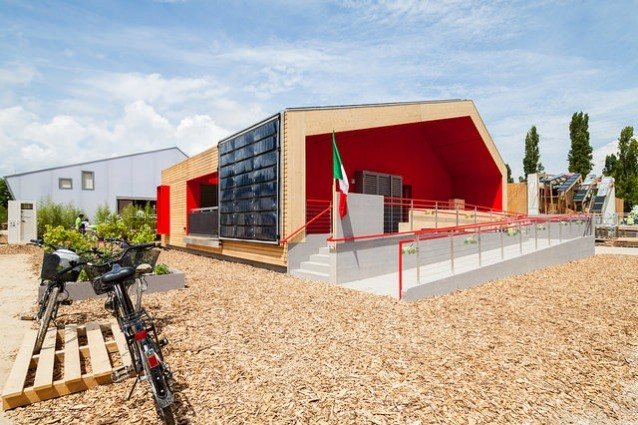 La casa più verde del mondo è Made in Italy