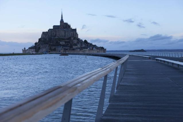 Il ponte di Saint–Michel