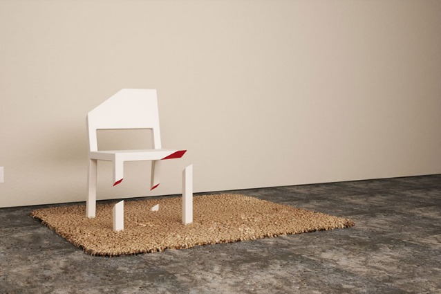 20 sedie d 39 artista equilibrio perfetto tra arte e design for Sedie e poltroncine di design