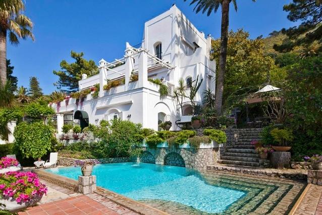 Ville di lusso in italia le 10 case in affitto pi for Ville interni di lusso