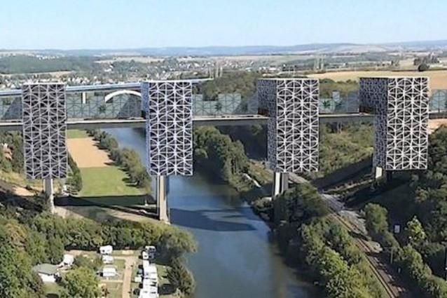 Germania, ecco come un'autostrada diventa un condominio di lusso