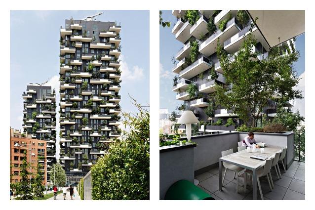 Milano il bosco verticale tra i 5 migliori grattacieli al for I nuovi grattacieli di milano