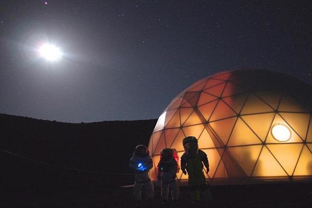 HI-SEAS Habitat, la casa per gli astronauti su Marte