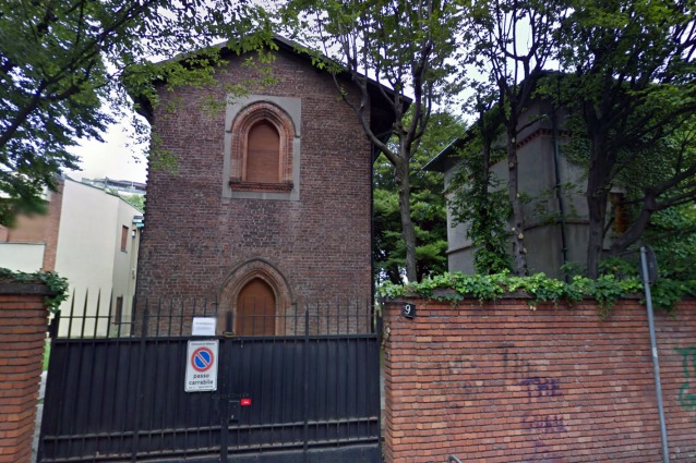 Milano, vendesi la villa dove abitò Leonardo da Vinci