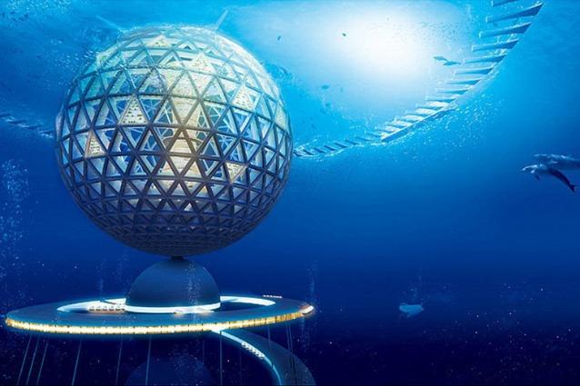 Atlantis: la città del futuro sarà sotto oceano