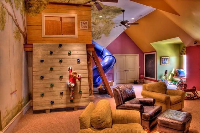 Le 20 camerette per bambini pi fantasiose che abbiate mai - Camere da letto per bambine ...