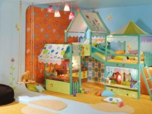 Come arredare le stanze dei bambini for Cameretta bambini piccola
