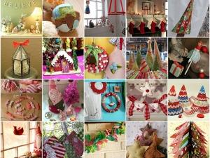 Patchwork, regali natalizi fai da te: oggetti per tutti i parenti ...