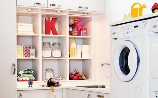 Come arredare la lavanderia di casa consigli utili per l - Arredo per lavanderia di casa ...