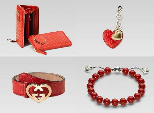 San valentino 2012 idee regalo alla moda foto for Portafoglio gucci fiori